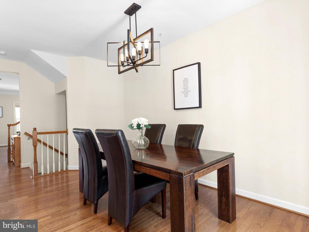 Combination Kitchen/Dining - 8903 AMELUNG ST, FREDERICK