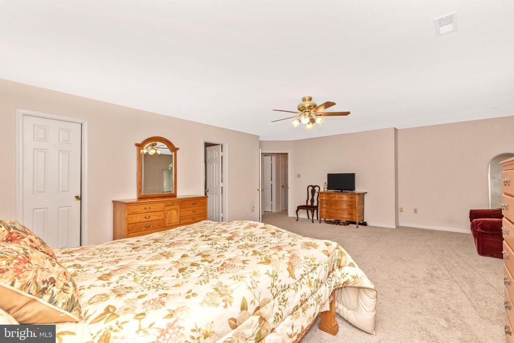 Master Bedroom - 13729 SAMHILL DR, MOUNT AIRY