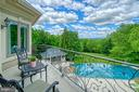 Balcony off master suite ideal for morning coffee - 40310 HURLEY LN, PAEONIAN SPRINGS