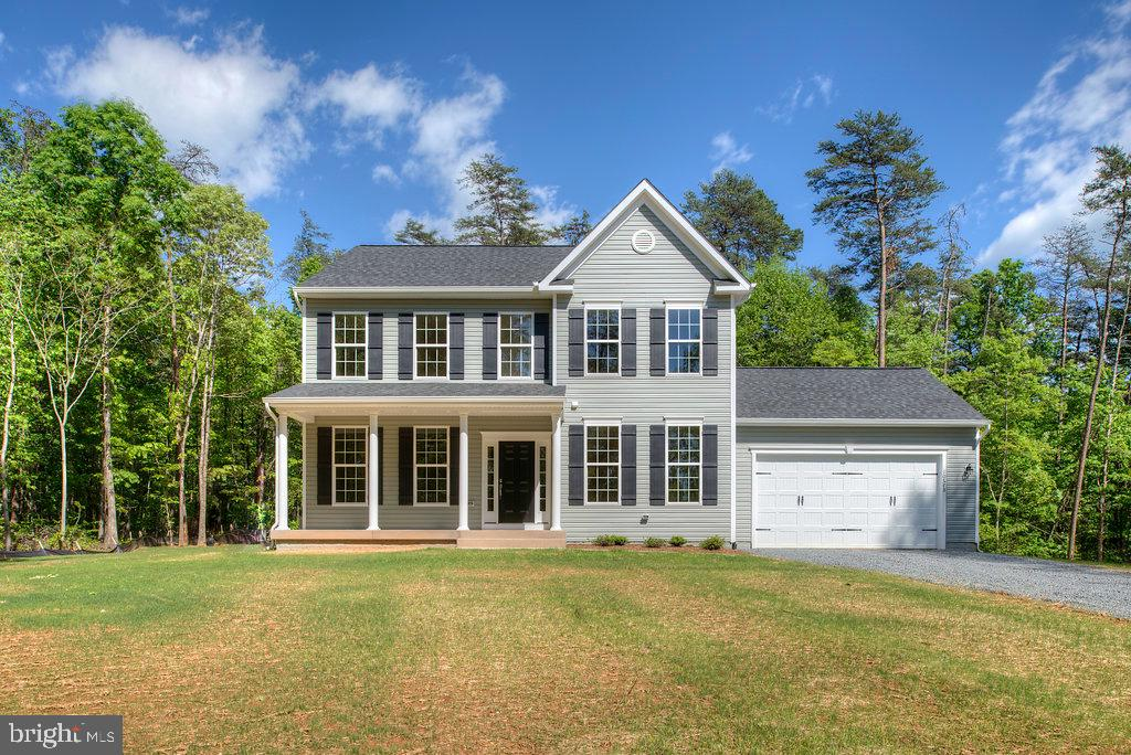 Similiar to house being built - 280 ANDERSON RD, FREDERICKSBURG