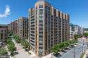Private balcony views - 3409 WILSON BLVD #610, ARLINGTON