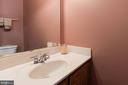 Half Bath #2 - 7104 AYERS MEADOW LN, SPRINGFIELD