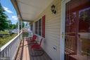 Relax on your front porch - 10107 BALLSTON RD, FREDERICKSBURG