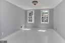 Second bedroom - has great light - 420 N COLUMBUS ST, ALEXANDRIA