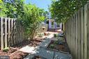 Great outdoor space - 420 N COLUMBUS ST, ALEXANDRIA