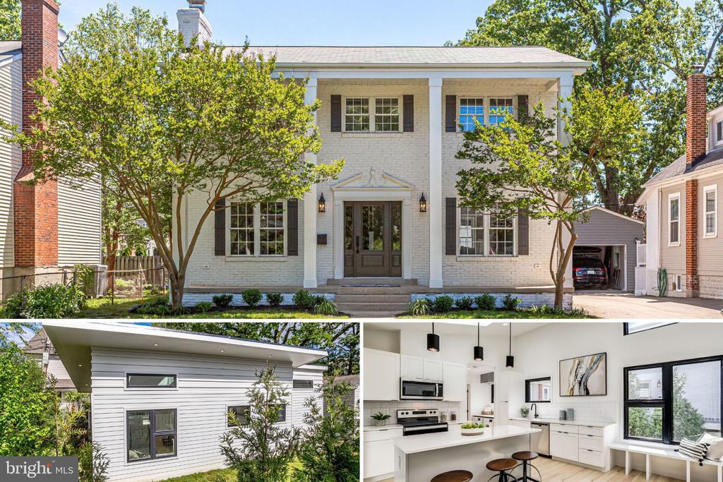 Backyard Cottages presents... - 911 N DANIEL ST, ARLINGTON