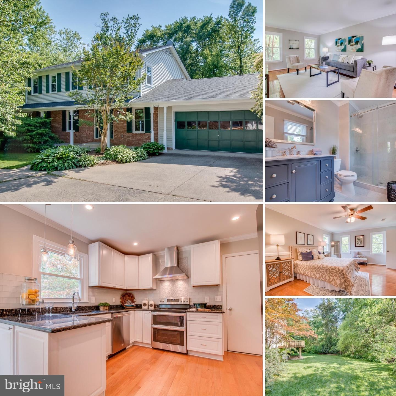 Single Family Homes のために 売買 アット Burke, バージニア 22015 アメリカ