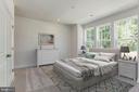 Master Bedroom - 2345 MEADOWLARK GLEN RD, DUMFRIES