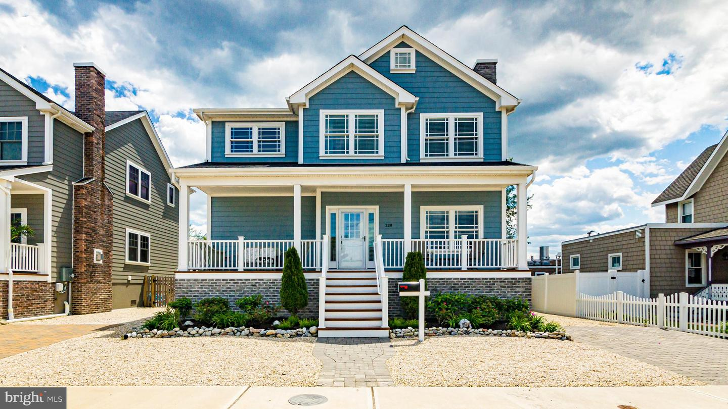 Single Family Homes for Sale at Beach Haven, New Jersey 08008 United States