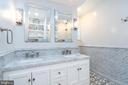 Master Bathroom - 1839 9TH ST NW, WASHINGTON