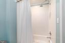 Second Floor Tub and Bathroom - 1839 9TH ST NW, WASHINGTON