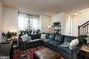 Living Room (alt view) - 8472 HEDWIG LN, FREDERICK