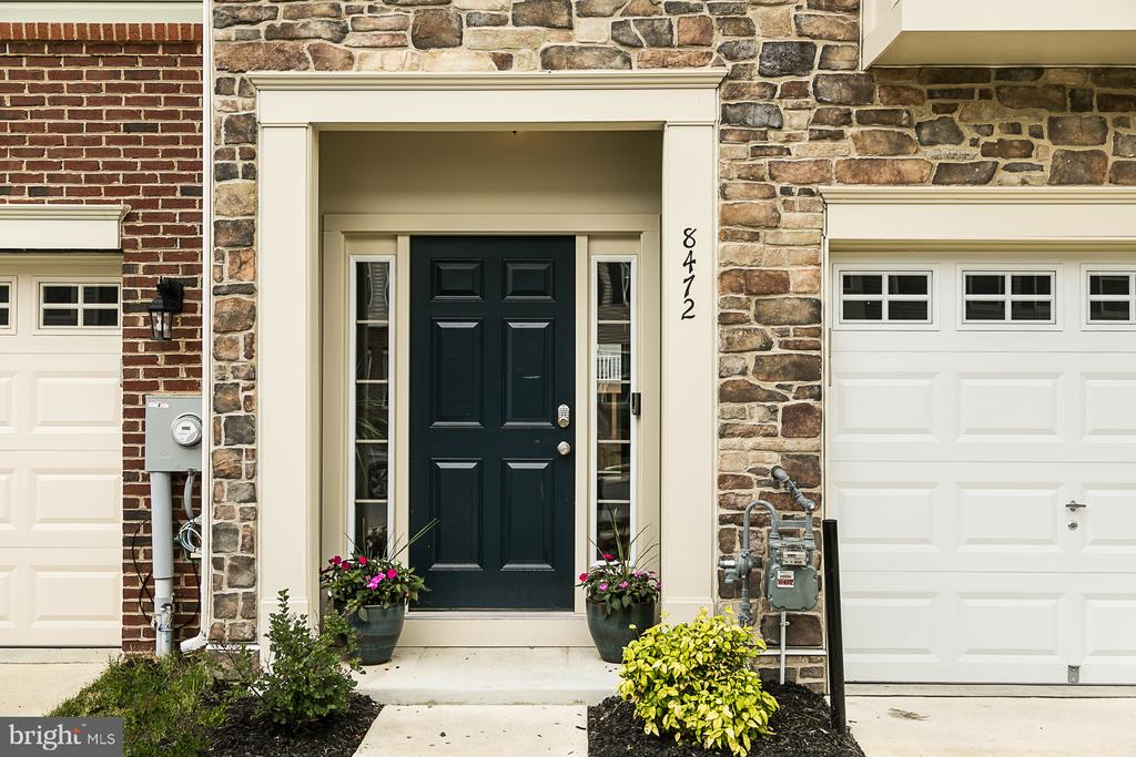 Exterior Front (alt view) - 8472 HEDWIG LN, FREDERICK