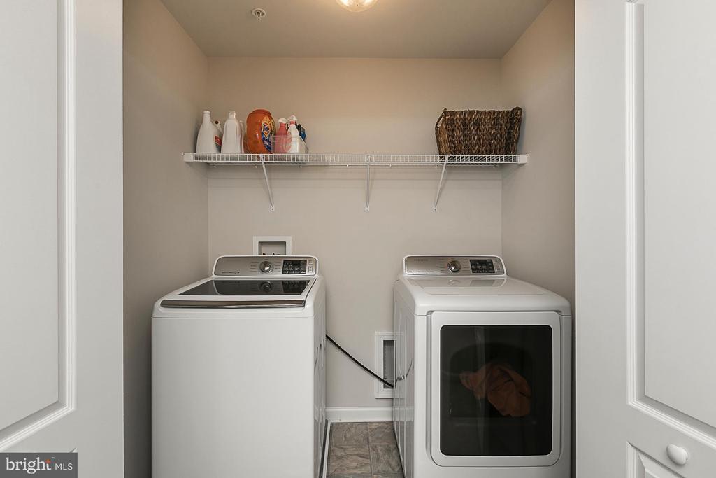 Laundry Closet - 8472 HEDWIG LN, FREDERICK