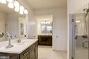 safety rails (bath and tub), two v anities - 42890 SANDY QUAIL TER, ASHBURN