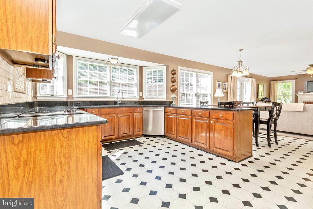 Granite counter tops..... - 1014 MERCER PL, FREDERICK
