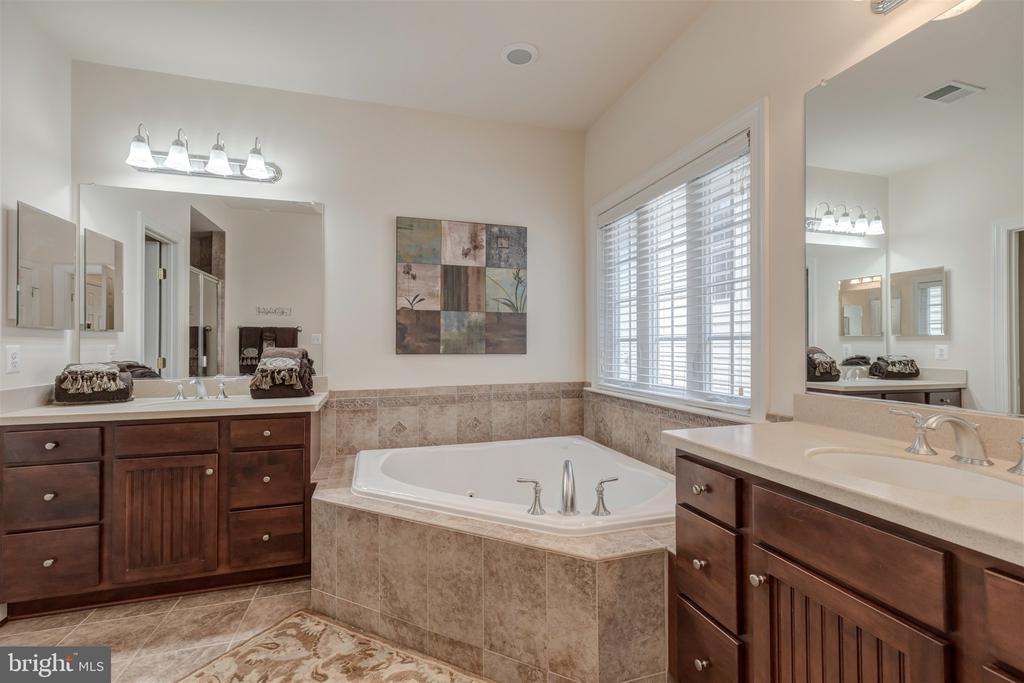 Master Bath - 7676 OAK FIELD CT, SPRINGFIELD