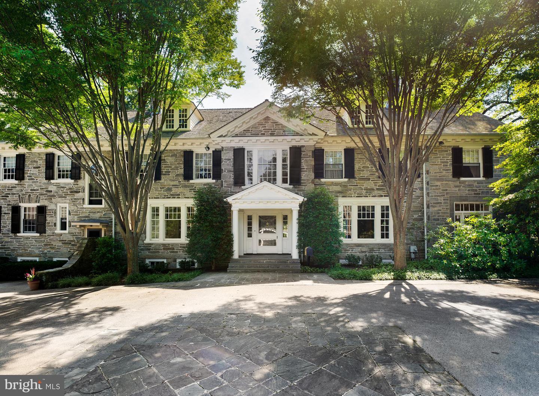 Single Family Homes için Satış at Bryn Mawr, Pennsylvania 19010 Amerika Birleşik Devletleri