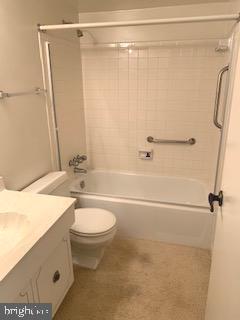 Bathroom - 3031 BORGE ST #205, OAKTON