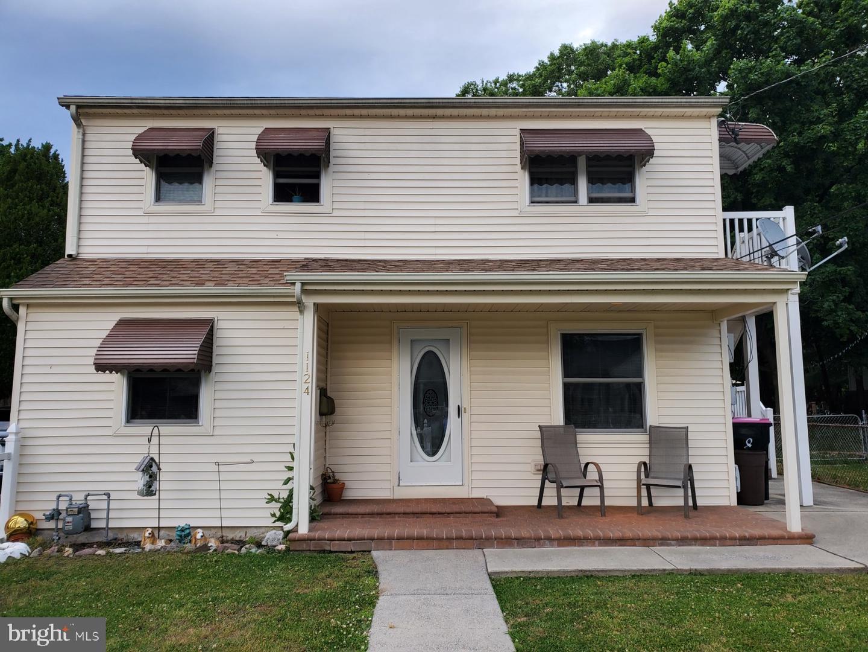 Duplex Homes 为 销售 在 Glendora, 新泽西州 08029 美国
