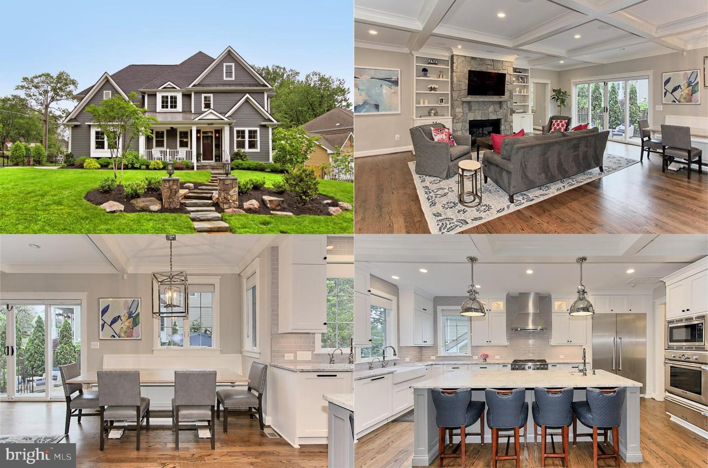 Single Family Homes 為 出售 在 Falls Church, 弗吉尼亞州 22043 美國