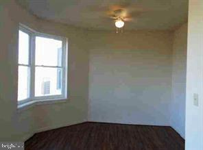 Well lit separate dining with ceiling fan - 301 S REYNOLDS ST #601, ALEXANDRIA