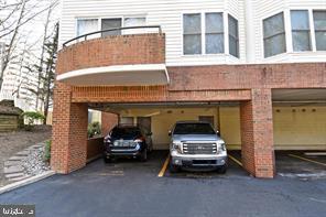 2 Car Garage spaces - 301 S REYNOLDS ST #601, ALEXANDRIA
