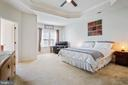 Master Bedroom - 4886 HITESHOW DR, FREDERICK