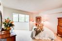 Master Bedroom with natural light 1951 Sagewood Ln - 1951 SAGEWOOD LN #315, RESTON