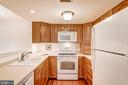 Updated Kitchen - 1951 SAGEWOOD LN #315, RESTON