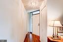 New flooring in Foyer, and both baths - 1951 SAGEWOOD LN #315, RESTON
