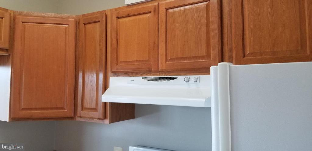 Another view shows plenty of cabinet space - 301 S REYNOLDS ST #601, ALEXANDRIA