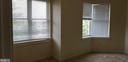 Mbr. large windows, plush carpet & custom blinds - 301 S REYNOLDS ST #601, ALEXANDRIA
