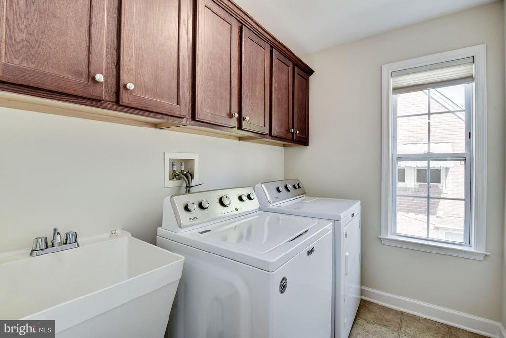 Upper Level Laundry Room - 3801 WASHINGTON BLVD, ARLINGTON