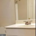 Full bath vanity - 301 S REYNOLDS ST #601, ALEXANDRIA