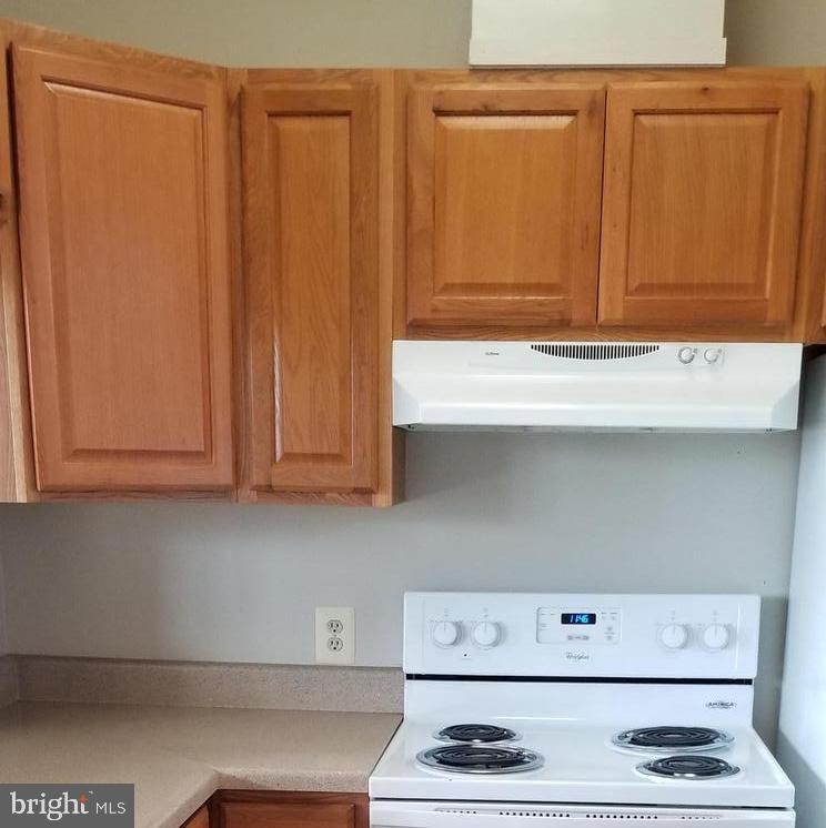 Gleaming Upper cabinets - 301 S REYNOLDS ST #601, ALEXANDRIA
