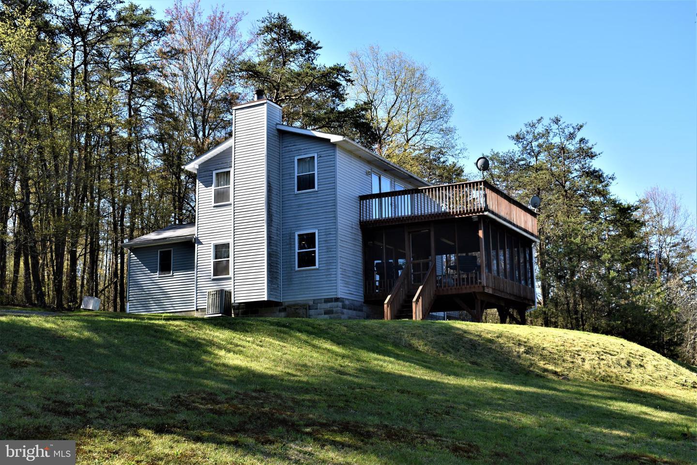 Single Family Homes للـ Sale في Clearville, Pennsylvania 15535 United States