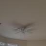 Master bedroom ceiling fan - 301 S REYNOLDS ST #601, ALEXANDRIA
