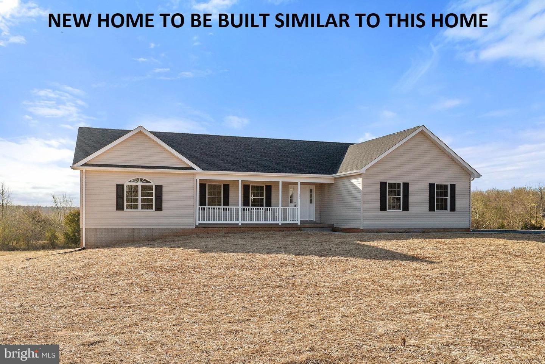 Single Family Homes per Vendita alle ore Amissville, Virginia 20106 Stati Uniti