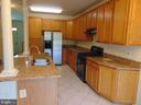 Kitchen - 12027 PANTHERS RIDGE DR, GERMANTOWN