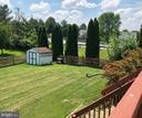 Fully fenced yard - 4830 OLD HOLTER RD, JEFFERSON