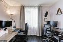 2nd bedroom (2020) - 11710 OLD GEORGETOWN RD #317, ROCKVILLE