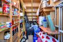 Understairs storage - 508 GLENEAGLE DR, FREDERICKSBURG