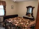 Bedroom #2 spacious! - 12 HAMLIN DR, FREDERICKSBURG
