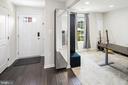 Office or sitting room option - 8206 MINER ST, GREENBELT
