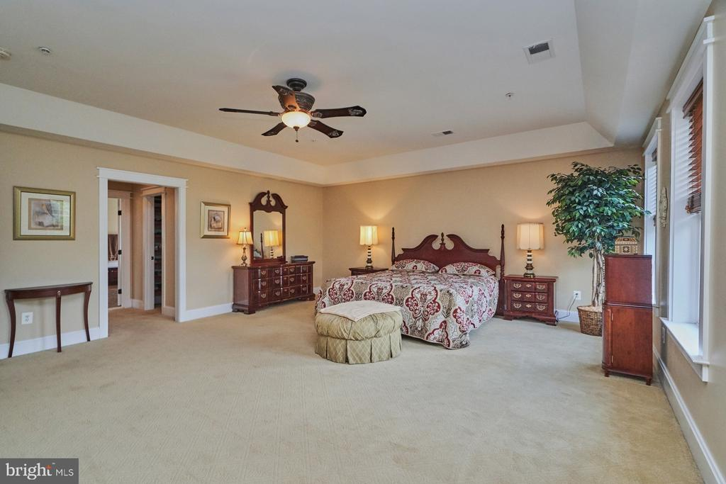 2 Large Closets with Custom Built ins - 14428 EAGLE ISLAND CT, GAINESVILLE
