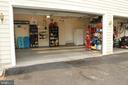 Huge 3 car garage - 11016 DORSCH FARM RD, ELLICOTT CITY