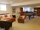 Huge Recreation Room - 11016 DORSCH FARM RD, ELLICOTT CITY