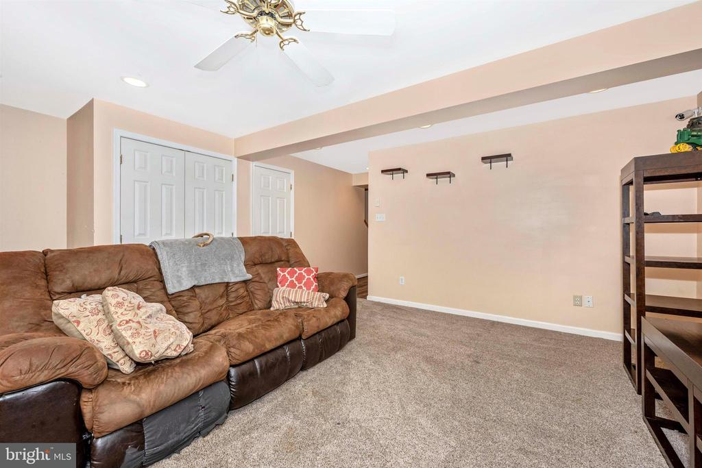 Lower Level  Rec Room - 6695 SEAGULL COURT, FREDERICK