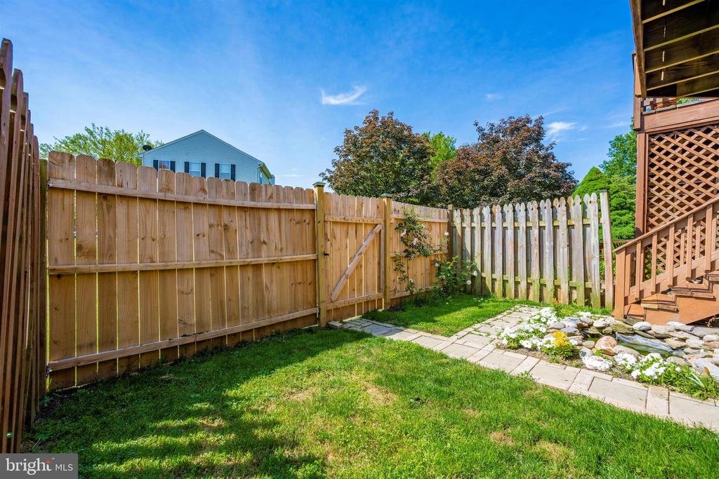 Fenced Yard - 6695 SEAGULL COURT, FREDERICK